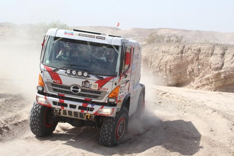 Dakar 2015 is about to begin