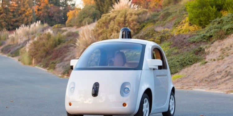 Google reveals first working self-driving car