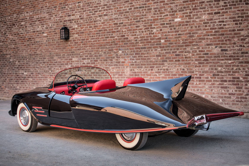 World S First Batmobile For Sale Practical Motoring