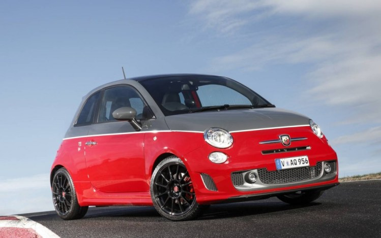 2014 Abarth 595 Truismo review