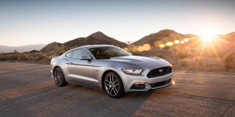 Ford Australia announces 2015 Ford Mustang details