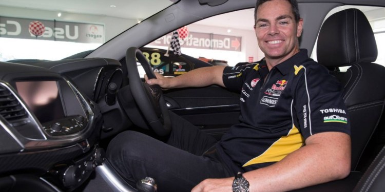 craig lowndes special edition commodore