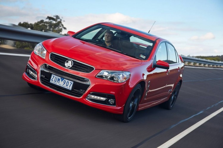 2014 Holden Commodore SSV Redline review