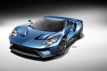 All-new Ford GT revealed at Detroit Motor Show