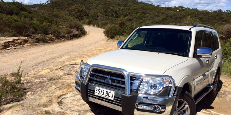 2015 Mitsubishi Pajero Exceed long-term test