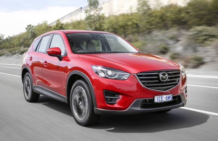2015 Mazda CX-5 pricing revealed