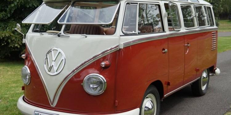 1960 Volkswagen Samba to break auction records