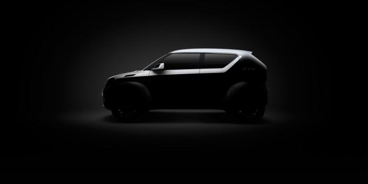 Suzuki reveals iK-2 and iM-4 concepts
