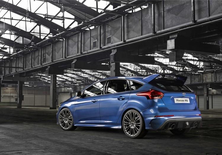 2015 Ford Focus revealed