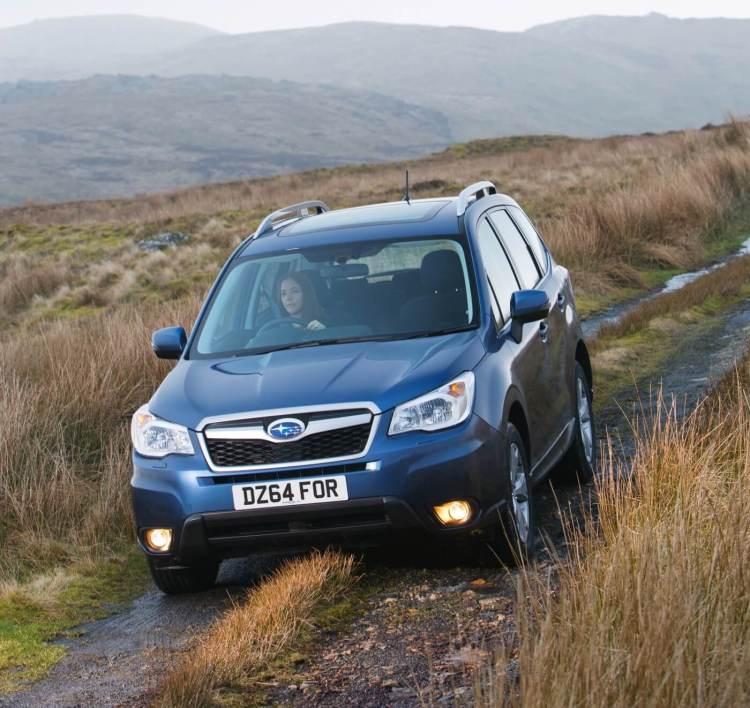 2015 Subaru Forester 2.0D to get CVT