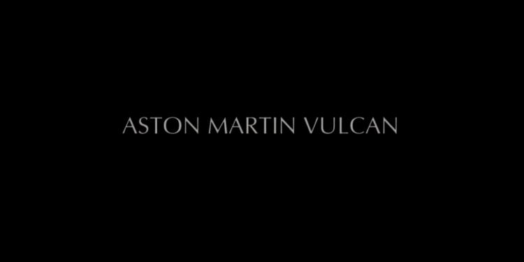 Aston Martin Vulcan teased