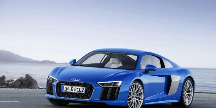 2015 Audi R8 V10 revealed