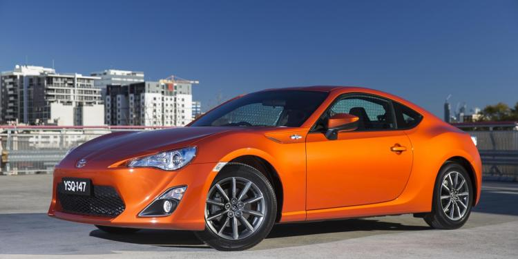 Toyota 86 gets a price cut
