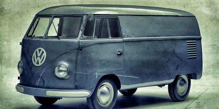 Volkswagen transporter turns 65