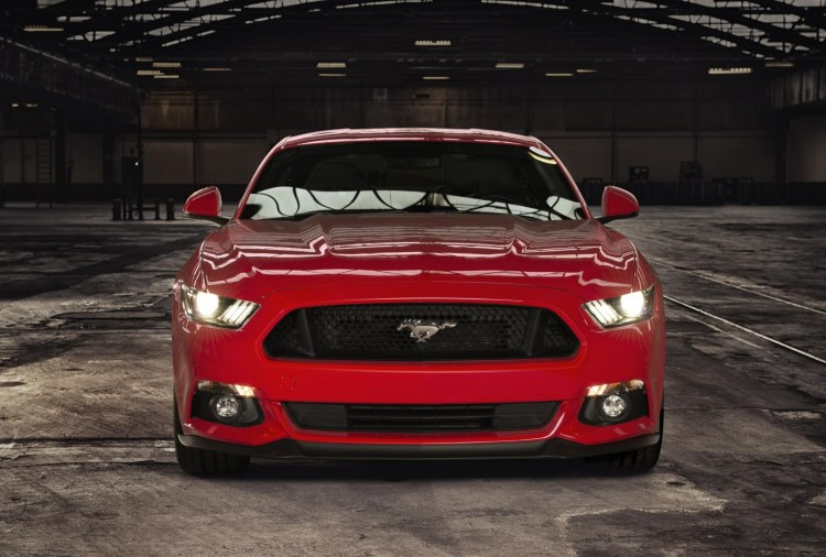 500,000 Europeans configure new Ford Mustang