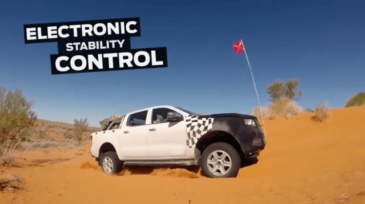 2015 Ford Ranger Outback test video