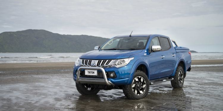 2015 Mitsubishi Triton to launch in New Zealand before Australia