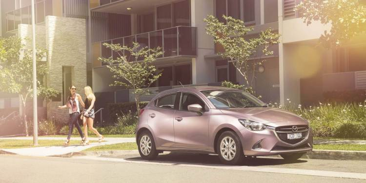 2015 Mazda2 Maxx review