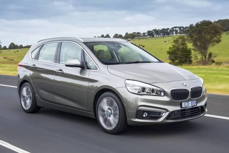2015 BMW 225i Active Tourer review