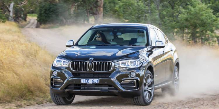 2015 BMW X6 xDrive50i M Sport review