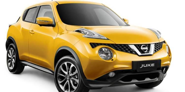 2015 Nissan Juke pricing