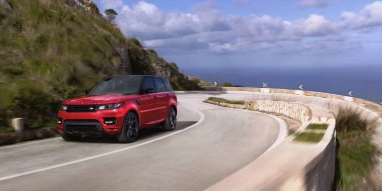 Range Rover Sport HST revealed
