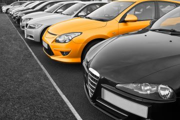 Second-hand car imports - let's have them