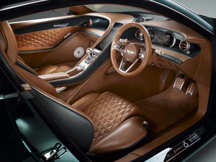 Bentley EXP 10 Speed 6 debuts in China