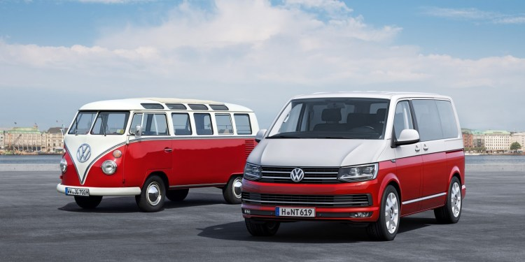 2016 Volkswagen Transporter revealed