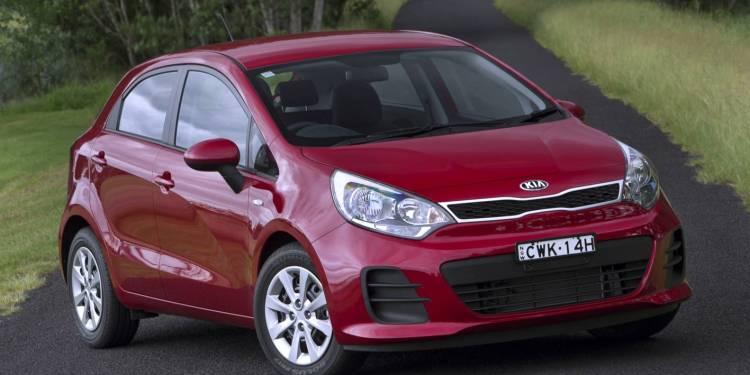 2015 Kia Rio S review