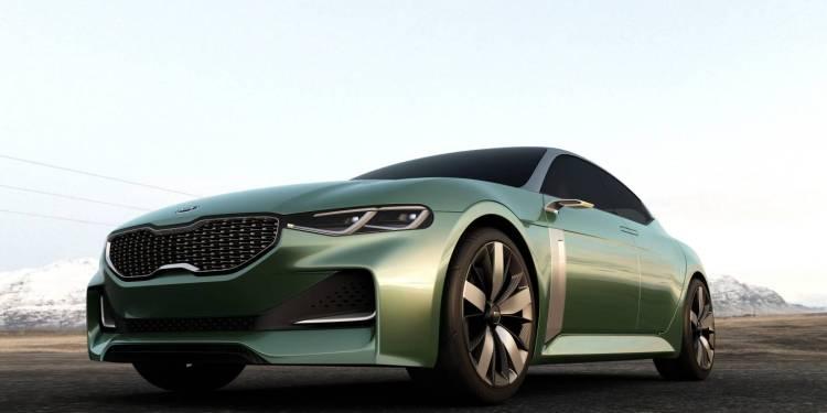 Kia Novo Concept revealed