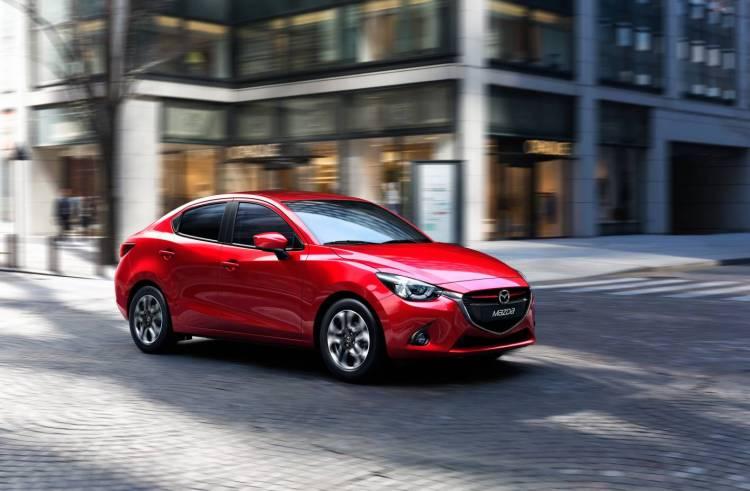 2015 Mazda2 sedan confirmed for Australia