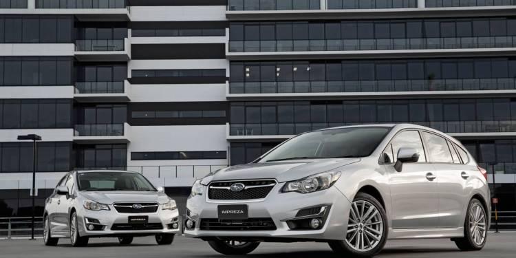 2015 Subaru Impreza gets price cut