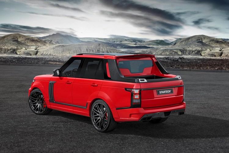 Startech Range Rover Ute
