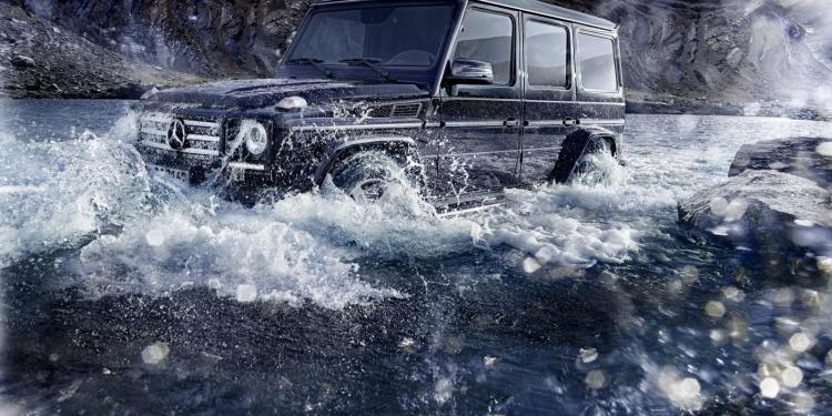 Refreshed 2016 Mercedes-benz G-Wagen revealed