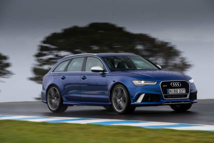2015 Audi RS 6 review