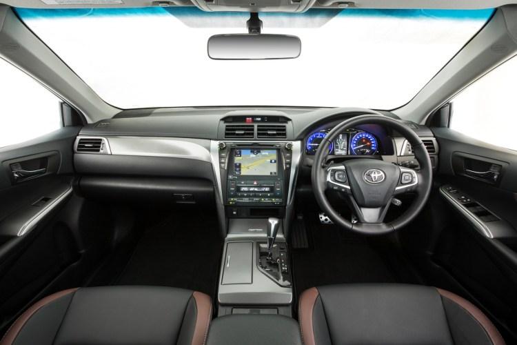 2015 Toyota Aurion Sportivo refreshed