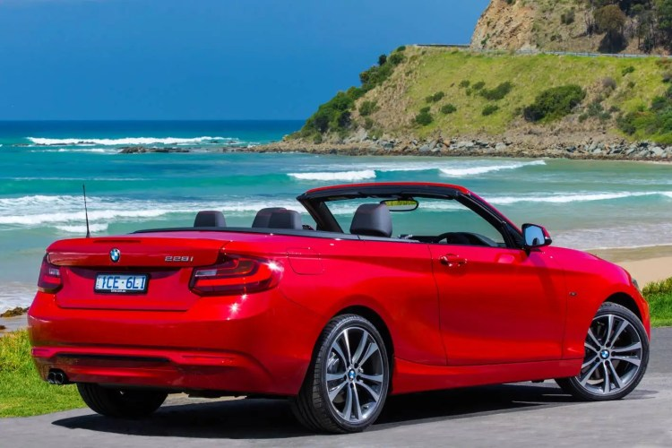2015 BMW 228i Convertible review