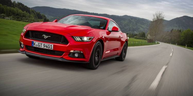 2015 Ford Mustang achieves 2000 orders before launch in Australia