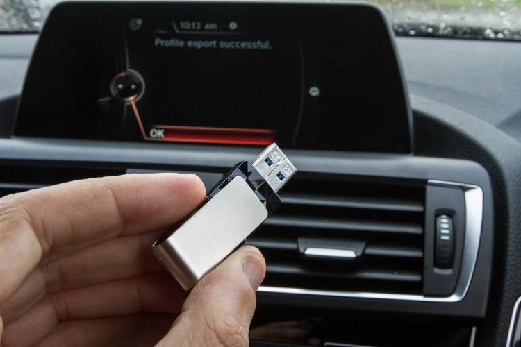 USB-BMW