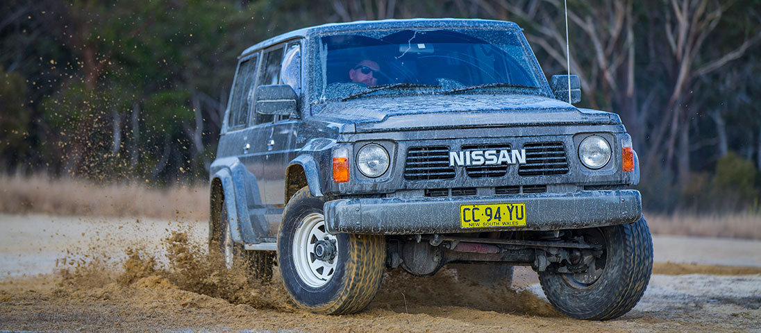 ARB reveals Nissan GQ Patrol as offroad icon number 2