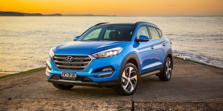 2016 Hyundai Tucson pricing and details revealed