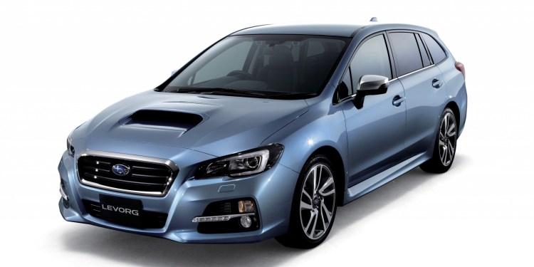 2016 Subaru Levorg confirmed for Australia