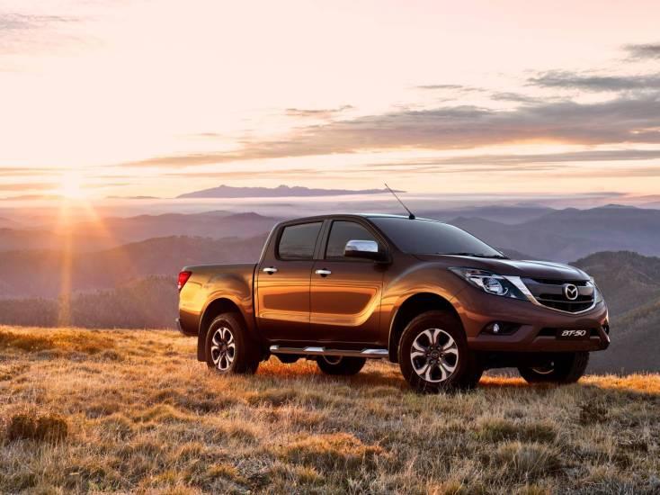 Refreshed 2016 Mazda BT-50 revealed