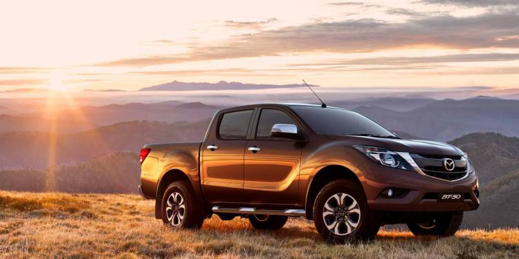 Refreshed 2016 Mazda BT-50 revealed