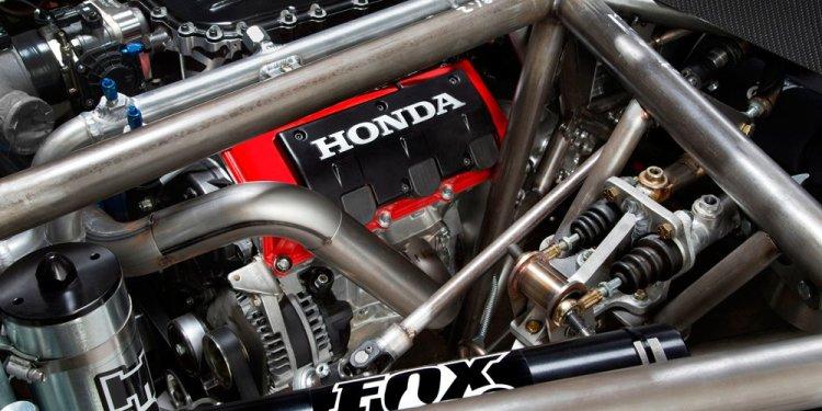 Honda off-road racer teased