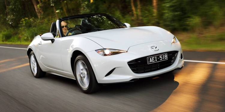 2015 MAzda MX-5 pricing revealed