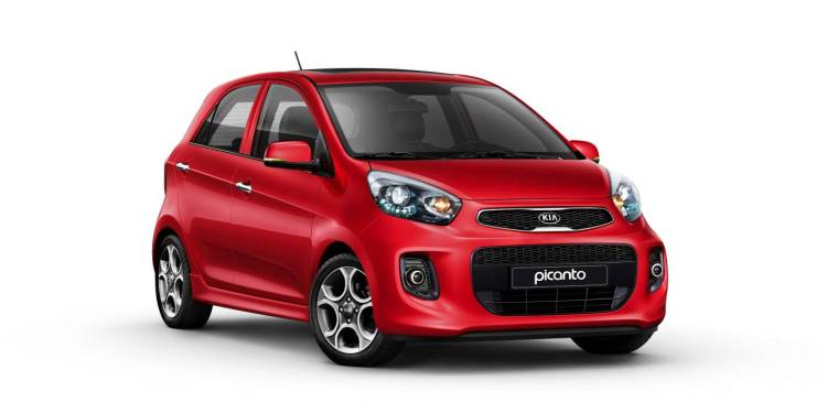 Kia Picanto coming to Australia in 2016