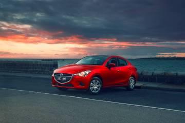 2015 Mazda2 sedan now on-sale in Australia