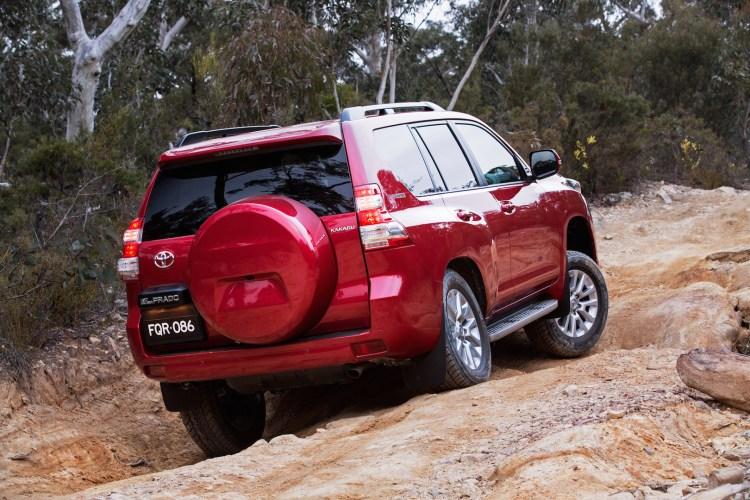 Toyota Prado Kakadu